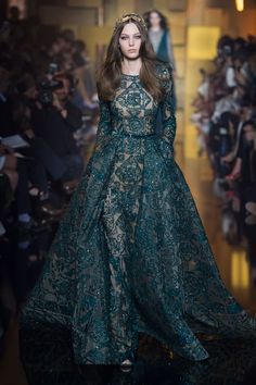 Elie Saab Haute Couture Fall Winter 2015 2016