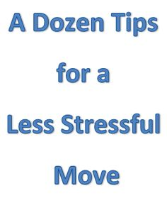 The 12 Best Moving Tips Ever!