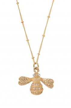 I want a Bee necklace!