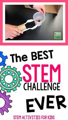Integrate STEM and simple machines with Science School Yard! Teaching Skills, Teaching Science, Stem Science, Physical Science, Science Centers, Weird Science, Stem Academy, Stem Activities, Stem Preschool