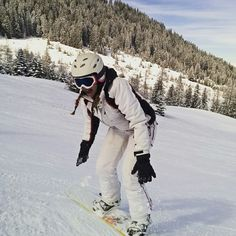 Engaging: snowboarden
