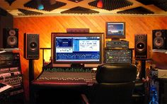 Studio Ray Recording Studio Control Room - Queens New York City