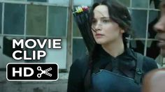 The Hunger Games: Mockingjay - Part 1 Movie CLIP - Airstrike (2014) - Je...