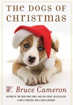The Dogs of Christmas by W. Bruce Cameron http://smile.amazon.com/dp/0765330555/ref=cm_sw_r_pi_dp_hytNtb00QJZD7WCX