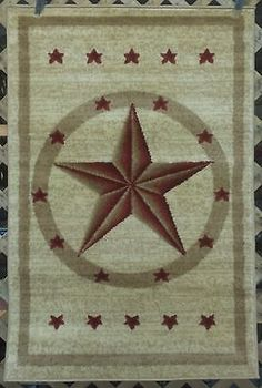6x8 5x7 Brown Country Western Horse Cowboy Roper Rustic