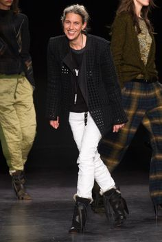 Isabel Marant Fall 2014 Ready-to-Wear Collection Photos - Vogue