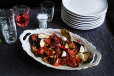 Sarah aan de Kook: Legumes confits (gekonfijte groenten)