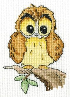 A great project for a cross stitch beginner.