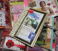 Kelly Kilmer journals, love love her work.. she does great online workshops too!