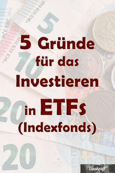 Welche Vorüberlegungen vor dem Investieren getroffen werden sollten und wieso ich auf ETFs setze, erfahrt ihr in diesem Artikel.