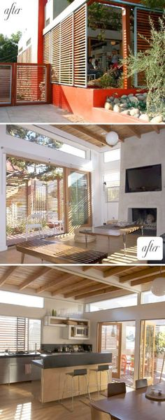 Clean and gorgeous home remodel by jeremy levine design