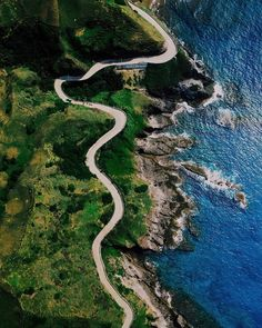 Heading out for your next roadtrip adventure? Take the scenic ride in Batanes' Zigzag road. 🚧 📸 Tag or… Batanes, Palm Tree Sunset, Travel Photos, Travel Ideas, Travel Goals, Philippines, Road Trip, Adventure, World
