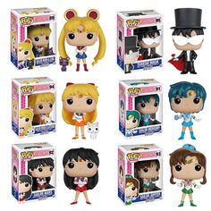 Figurine POP Sailor Moon