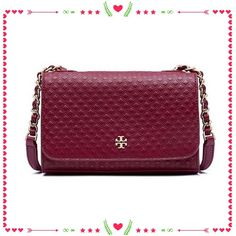 "LAST CHANCE SALE Authentic Tory Burch Marion Holds an iPhone 6, a card case, lipstick and a makeup compact Magnetic snap closure Non-removable, non-adjustable cross-body strap with 23"" (58.5 cm) drop 3 interior credit card slots Length: 7.17"" (18.0 cm) Width: 2.67"" (6.7 cm) Height: 4.78"" (12.0 cm) includes dust bagtrade low balls PRICE FIRM‼️ Tory Burch Bags Shoulder Bags"