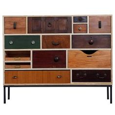 RUPERT BLANCHARD Chest of drawers