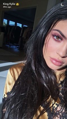 Bild über Make-up in Jenner, Kylie von D� bei We Heart It Kris Jenner, Photos Kylie Jenner, Kendall Jenner Makeup, Looks Kylie Jenner, Kylie Jenner Style, Kendall Jenner Outfits, Kendall And Kylie Jenner, Robert Kardashian, Khloe Kardashian