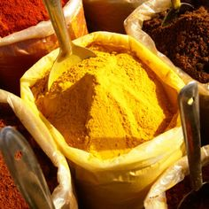 Curry jaune