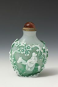 Attributed to Imperial Glass Works 19th/18th Century
