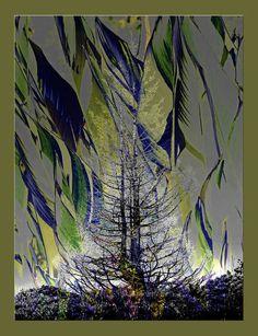 'Traumwelt 4 pp' von Rudolf Büttner bei artflakes.com als Poster oder Kunstdruck $18.71