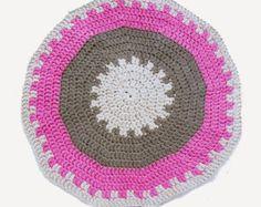 Häkelanleitung Teppich Badezimmerteppich crochet rug tutorial Ebook - Artikel bearbeiten - Etsy