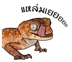 Sticker of sexy and hot lizards Cute Cartoon Pictures, Line Store, Line Sticker, Tigger, Disney Characters, Fictional Characters, Rain, Women's Fashion, Stickers