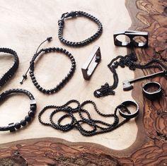 Matte black everything // vitalydesign.com //  by @eightyeightfilms #vitaly #fashion #accessories #matteblack
