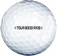 Bridgestone Tour B330RXS Golf Balls  $19.99 - Performance optimized for amateur golf swing speeds under 105 mph with a preference for maximum Tour spin. | #bridgestone #golfballs #golf