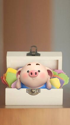 This Little Piggy, Little Pigs, Kawaii Pig, Pig Images, Pig Wallpaper, Cute Piglets, 3d Art, Pig Drawing, Pig Illustration