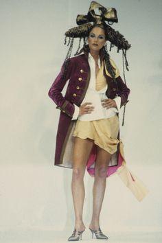John Galliano Spring 1993 Ready-to-Wear Accessories Photos - Vogue