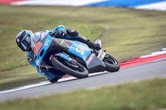 Moto3: Andrea Migno quer estar na luta pelo título