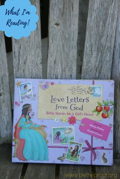 Glenys Nellist understands a girl's heart is precious & her newest book in the Love Letters From God series teaches girls just how much God loves them.
