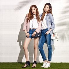 TaeTiSeo come together for fashion brand 'Mixxo'! | allkpop.com