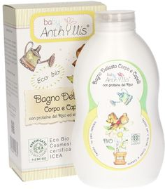 Baby Anthyllis Bagno Delicato