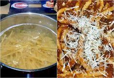 Παστίτσιο μακαρόνια με κρέας ραγού, σε αυθεντική ιταλική συνταγή της Νάπολης. Main Courses, Pasta, Chicken, Meat, Food, Main Course Dishes, Entrees, Essen, Meals