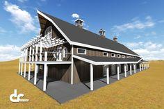 Oklahoma Wedding Barn & Event Center - DC Builders