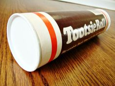 everyone had a tootsie roll bank, I still use mine! My mom actually bought me a new one this Christmas...haven't used it yet.