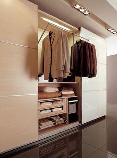 European Closets | Modern Wardrobes | Storage Solutions
