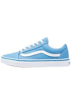 e67b22637e Tilaa ilman lähetyskuluja Vans OLD SKOOL - Matalavartiset tennarit - cendre  blue true white