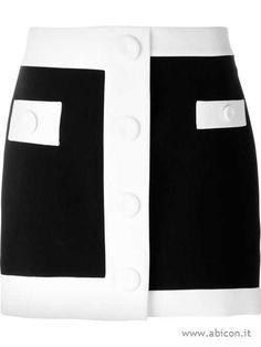 Boutique Moschino pulsante minigonna - 11257654 - Gonne