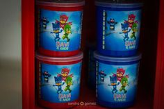 PJ Masks Birthday Party Ideas | Photo 2 of 15 | Catch My Party