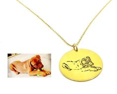 Photo Engraving Necklace, Sketch Engraving Plate,  Mother, Father, Daughter,Kids,Silhouettes,Figures engraved necklace - Ship by DHL EXPRESS Kids Silhouette, Photo Engraving, Engraved Necklace, Friend Photos, Father Daughter, Beautiful Gift Boxes, Or Rose, Rose Gold Plates, Necklace Lengths