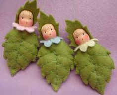 Spring Nature Table Kit from Atelier Pippilotta Nature Table Seasonal Table Doll Making Waldorf Dollmaking Pattern