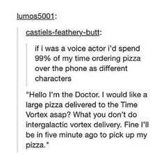 Honestly, same xD I wouldn't be able to resist xD #doctorwho