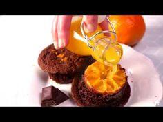Muffins choco-clémentine - YouTube