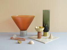 studies by Ladies & Gentlemen Studio Vases, Design Lab, Set Design, Design Process, Art Direction, Industrial Design, Candle Holders, Gentleman, Pottery