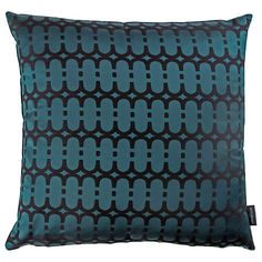 Buy Kirkby Design by Romo Eley Kishimoto Collection Loopy Link Cushion Online at johnlewis.com