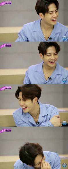 Jackson smile ♥
