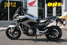 2012 Honda NC700X is a genre-bender of a bike that crosses between an adventurer/tourer, urban commuter and an old school bike. It also has budget sensitive price point!
