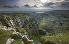 BEAUTIFUL!! Somerset - Cheddar Gorge... The closest I've come so far to feeling like I'm in South Africa.. Love it  there!