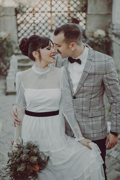 A boho-vintage elopement Aisle Style, Wedding Dresses, Party, Vintage, Fashion, Wedding, Bride Dresses, Moda, Fiesta Party